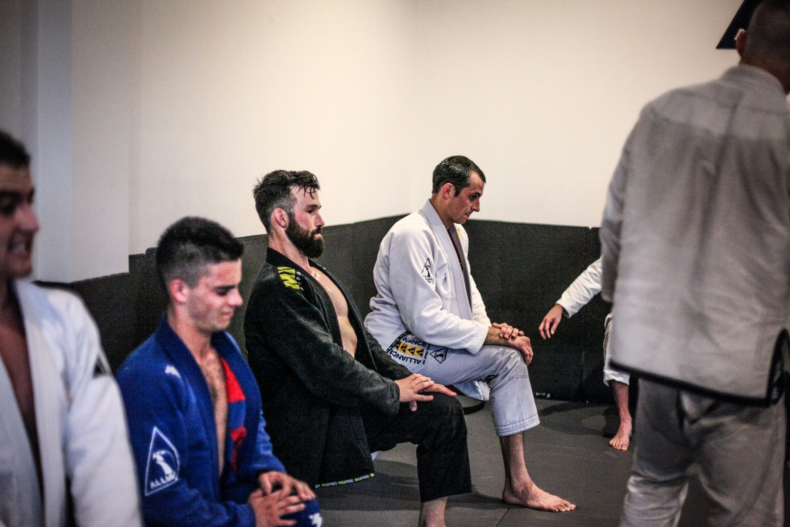 Mobility for BJJ