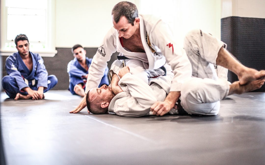 Bulletproof For BJJ At Home: part 2