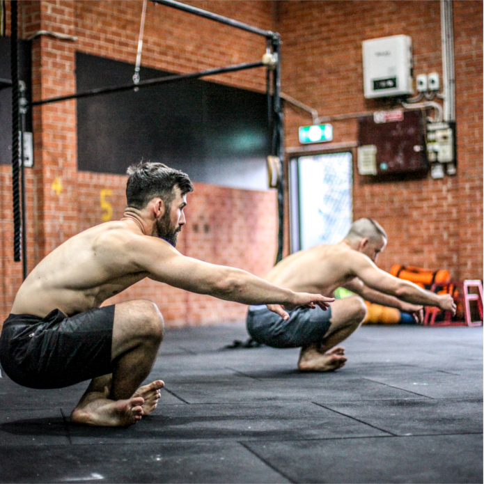 Flexibility and Mobility for BJJ