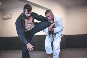 BJJ strength program