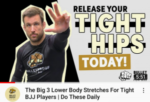 The Big 3 Lower Body Stretches